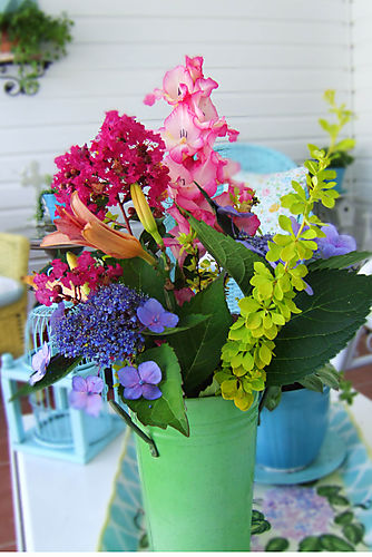 Summer bouquet