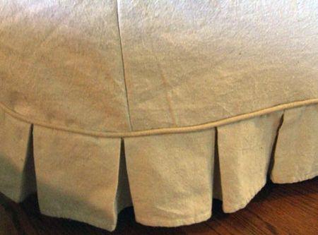 Slipcoverskirt