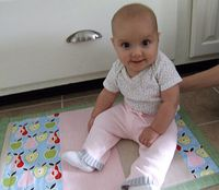 Floor mat tutorial