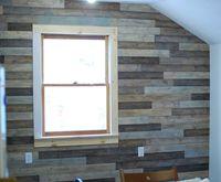 Palletless wall tutorial
