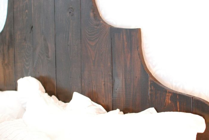 Rustic Headboard by Creative Little Daisy