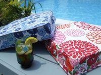 Boxed cushion tutorial