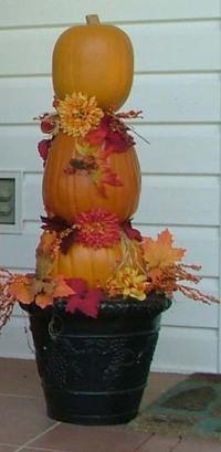 Pumpkin_topiary